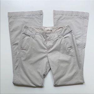 🌿Old Navy Khaki Flare Pants